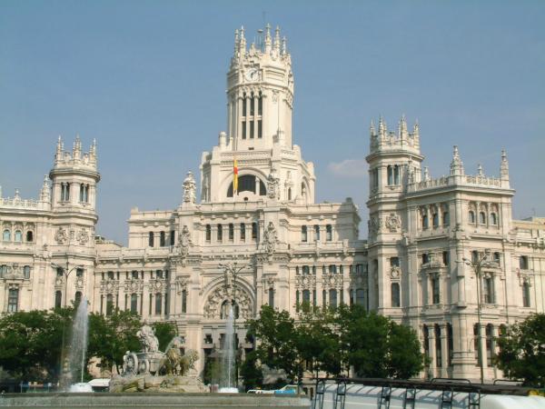 Madrid 1 Madrid: Grad sumanute energije