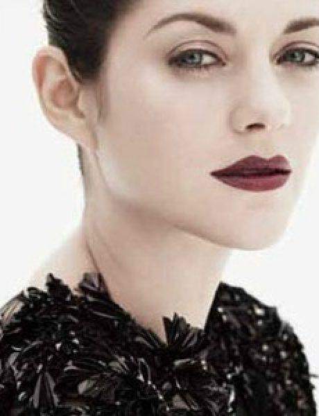 """Modni zalogaj: Marion Cotillard za magazin """"WSJ"""""""