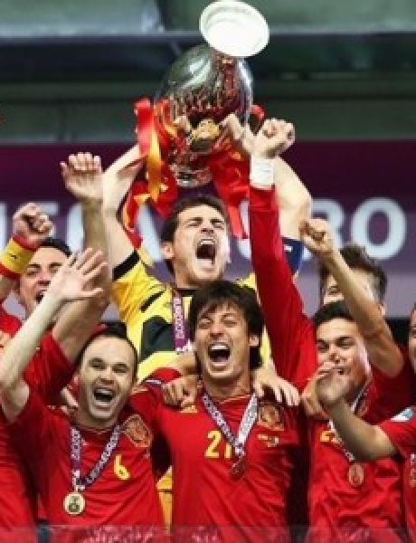 Španija furiozno do titule prvaka Evrope!
