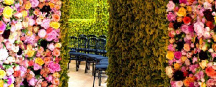 Modni zalogaj: Dior i cvetna bašta