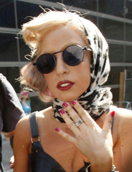 Modni zalogaj: Lady Gaga izbacila kampanju za parfem