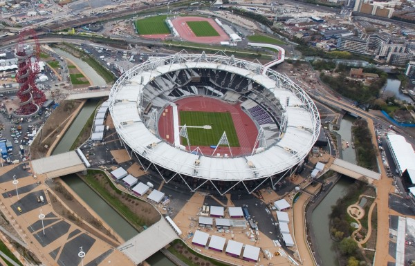 Olimpijski stadion u Londonu XXX Olimpijske igre: London 2012