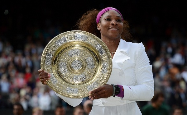 Serena Wim2012 Serena i Roger su vladari Vimbldona!