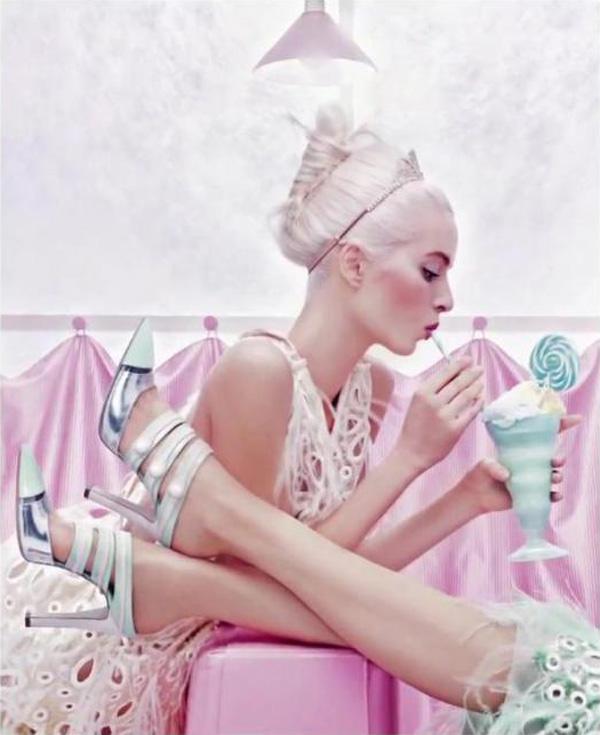 Slika 147 Louis Vuitton: Slatka moda