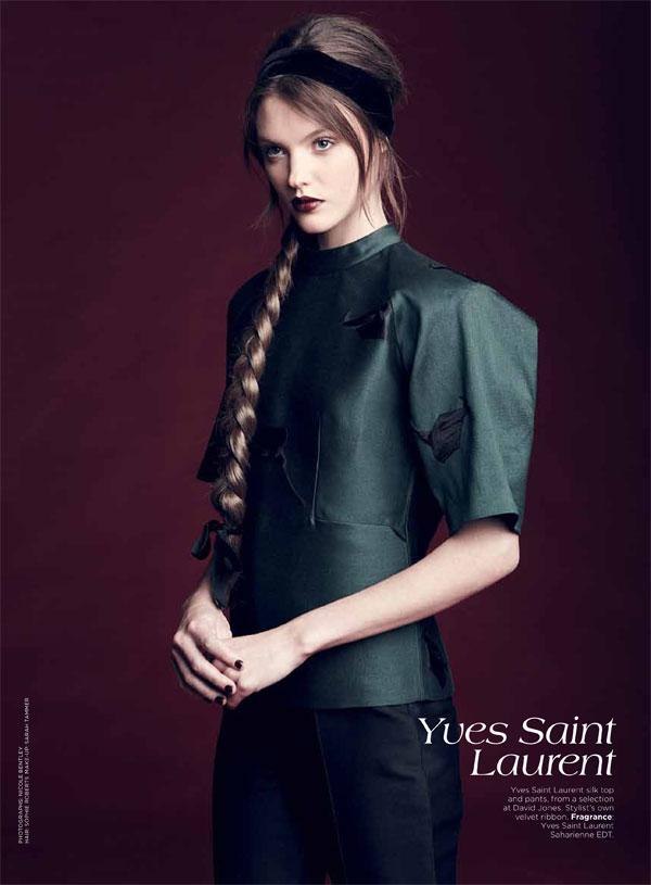 Slika 179 Vogue Australia: Jesen u očima visoke mode