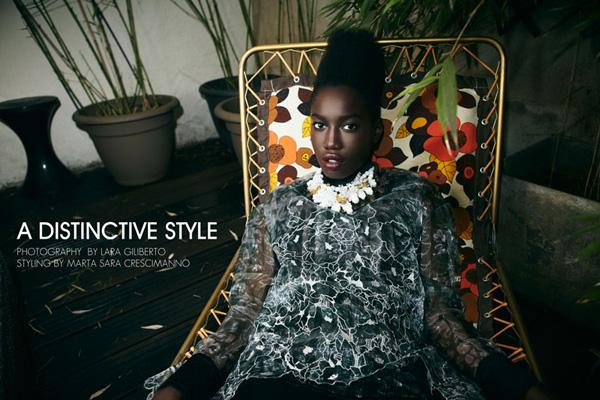Slika 181 Fashion Gone Rogue: Jedinstven modni stil