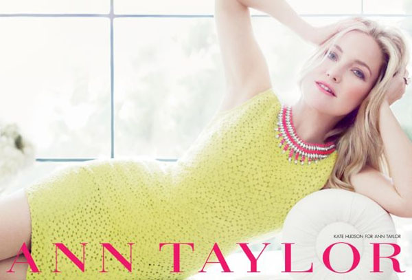 Slika 184 Ann Taylor: Kate Hudson kao modna muza