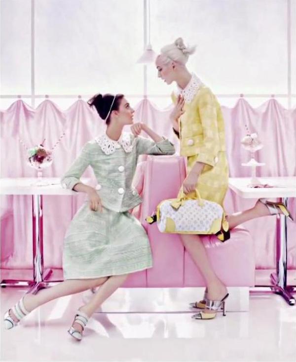 Slika 230 Louis Vuitton: Slatka moda