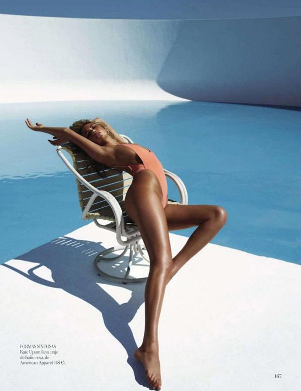 "Slika 231 ""Vogue Spain"": Jednodelni kupaći kostimi"