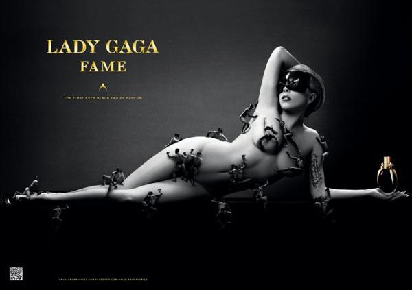 Slika 238 Modni zalogaj: Lady Gaga izbacila kampanju za parfem