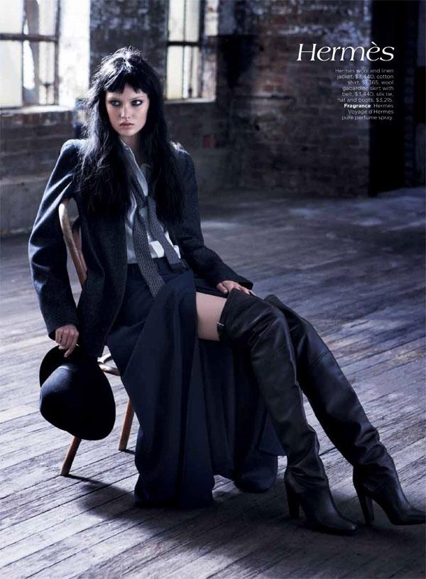 Slika 259 Vogue Australia: Jesen u očima visoke mode
