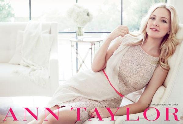 Slika 264 Ann Taylor: Kate Hudson kao modna muza
