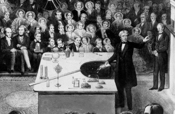 Slika 279 Ljudi koji su pomerali granice: Michael Faraday