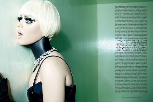 """Slika 29 """"Vogue Italia"""": Na putu za sutra"""