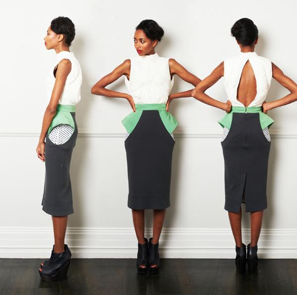 Slika 319 Stil moćnih ljudi: Edeline Lee, kada kreiram mislim o tome da žena ima bezbroj uloga
