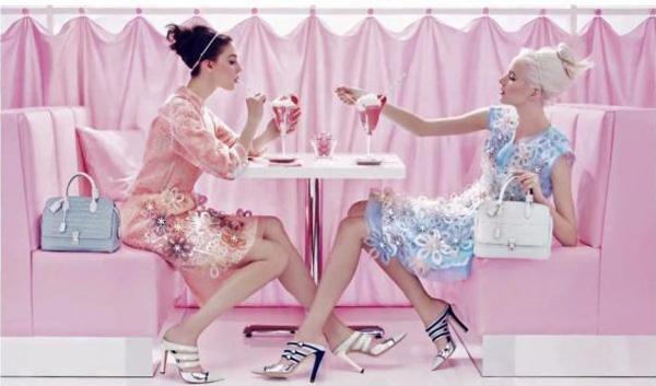 Slika 323 Louis Vuitton: Slatka moda