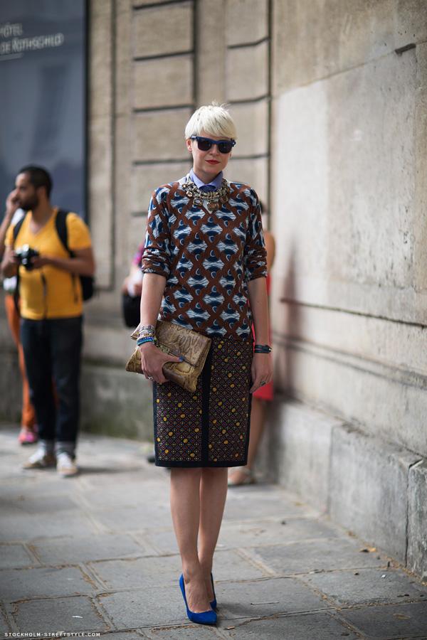 Slika 339 Street Style: Letnji trendovi na ulicama