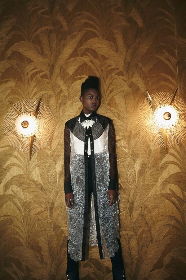 Slika 350 Fashion Gone Rogue: Jedinstven modni stil