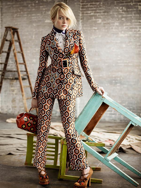 """Slika 360 """"Vogue US"""": Šašavi svet jednog šaljivdžije"""
