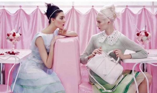 Slika 416 Louis Vuitton: Slatka moda