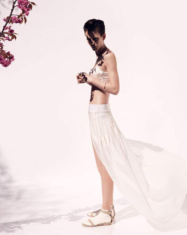 Slika 434 Marie Claire Italia: Letnja belina