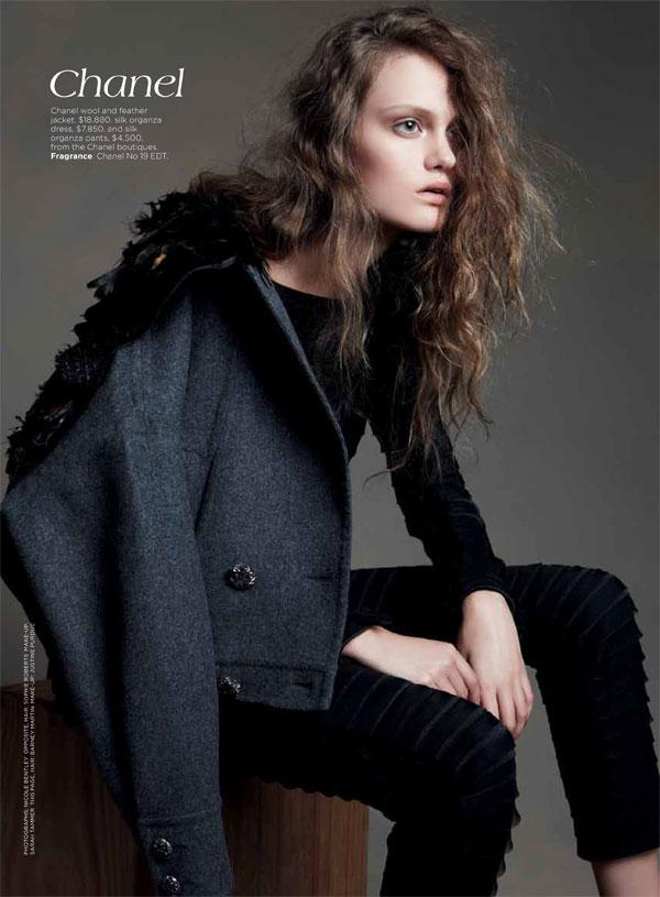 Slika 439 Vogue Australia: Jesen u očima visoke mode