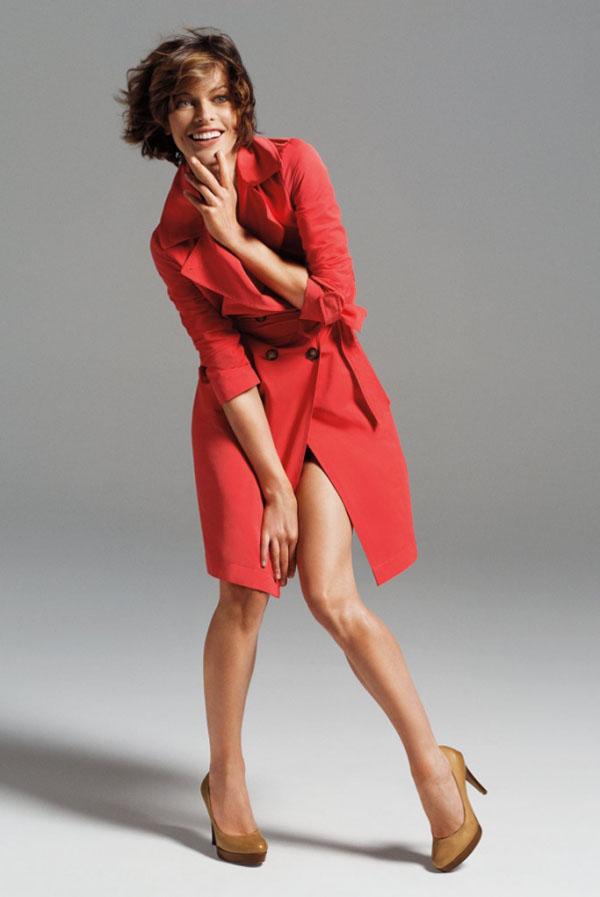 Slika 442 Marella: Milla Jovovich i ležerne kombinacije