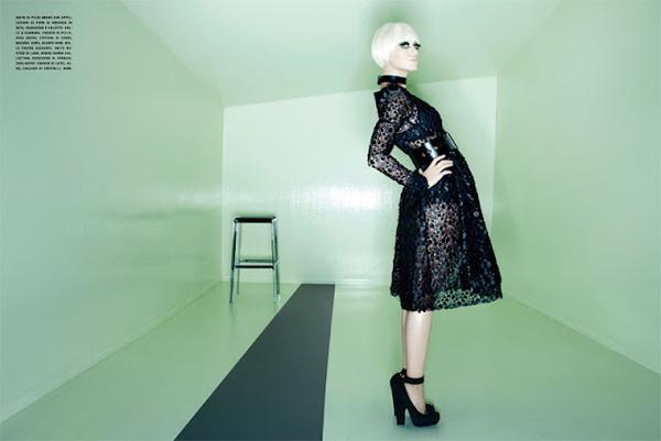 """Slika 45 """"Vogue Italia"""": Na putu za sutra"""