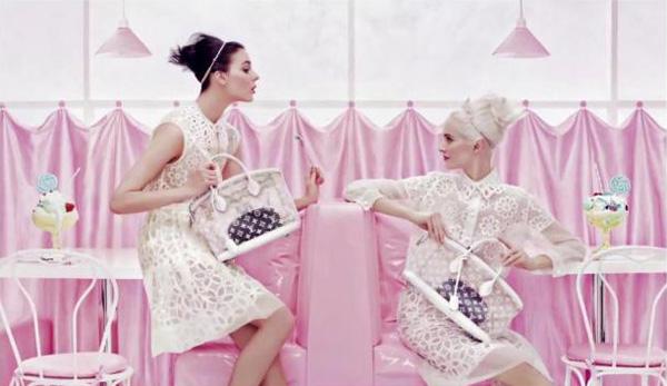 Slika 513 Louis Vuitton: Slatka moda