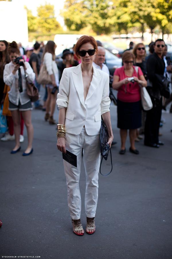 Slika 526 Street Style: Letnji trendovi na ulicama