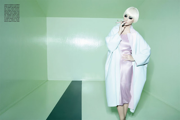 """Slika 53 """"Vogue Italia"""": Na putu za sutra"""