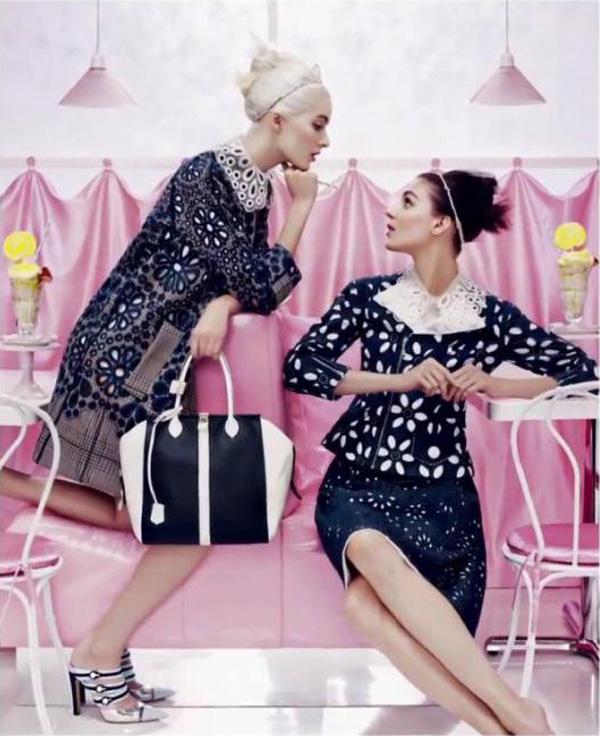 Slika 613 Louis Vuitton: Slatka moda