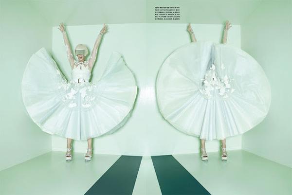 """Slika 63 """"Vogue Italia"""": Na putu za sutra"""