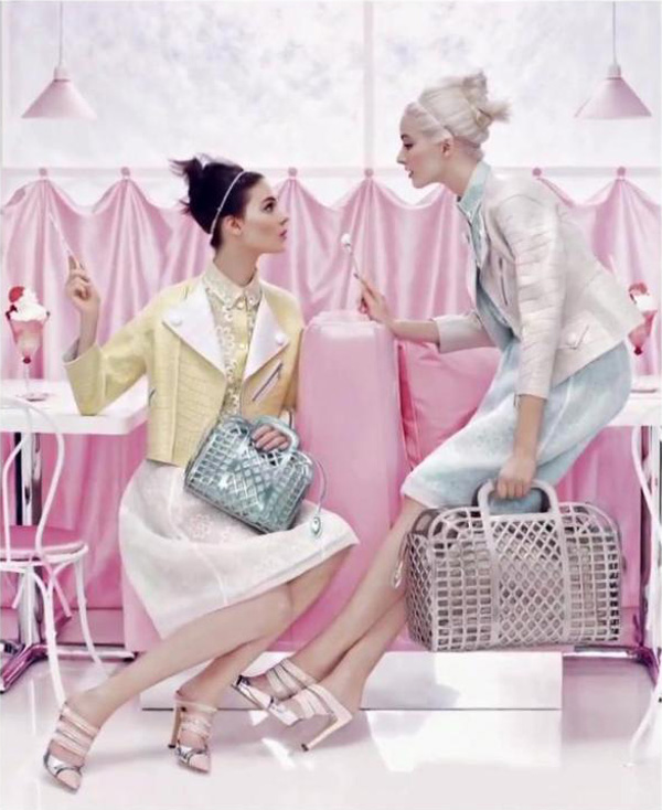 Slika 711 Louis Vuitton: Slatka moda