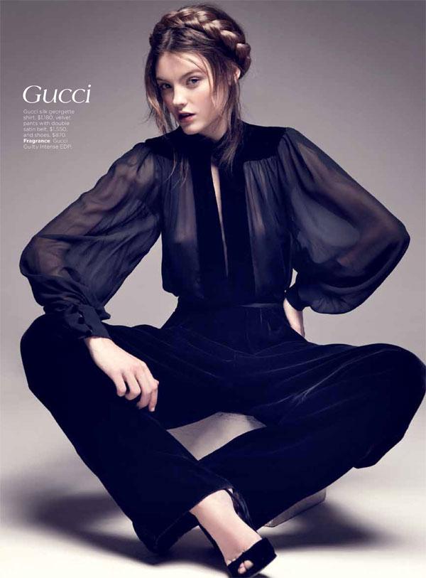 Slika 724 Vogue Australia: Jesen u očima visoke mode