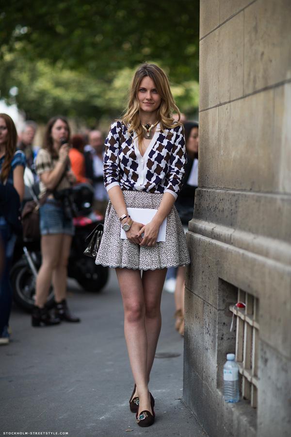 Slika 814 Street Style: Letnji trendovi na ulicama