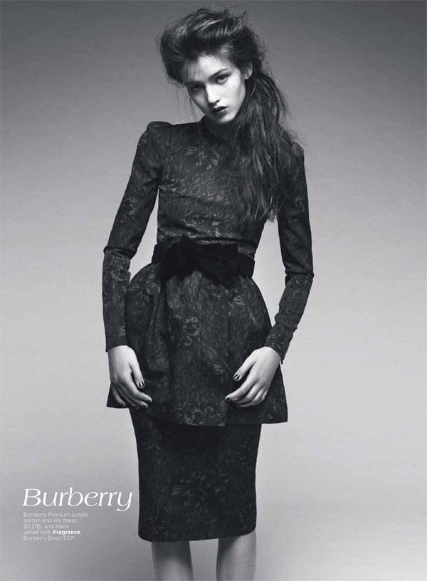Slika 818 Vogue Australia: Jesen u očima visoke mode