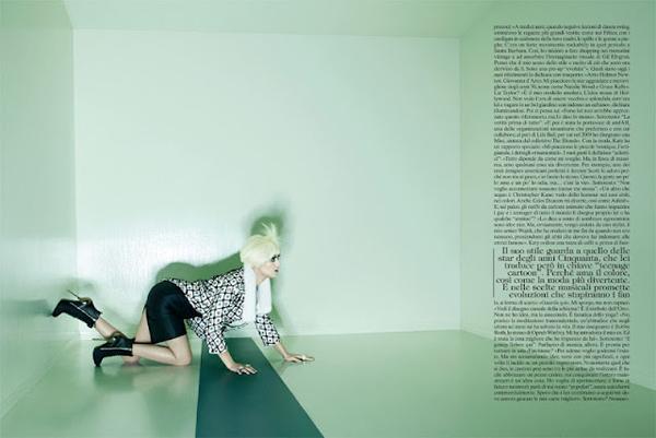"""Slika 82 """"Vogue Italia"""": Na putu za sutra"""
