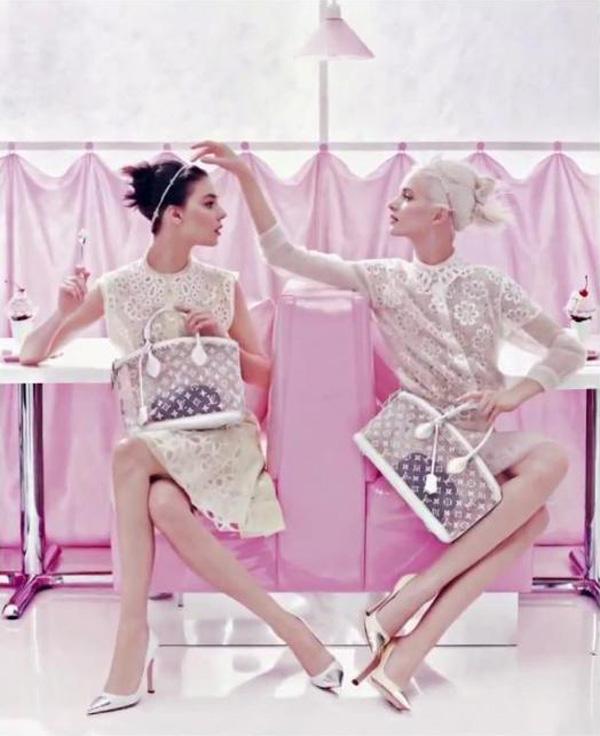 Slika 89 Louis Vuitton: Slatka moda