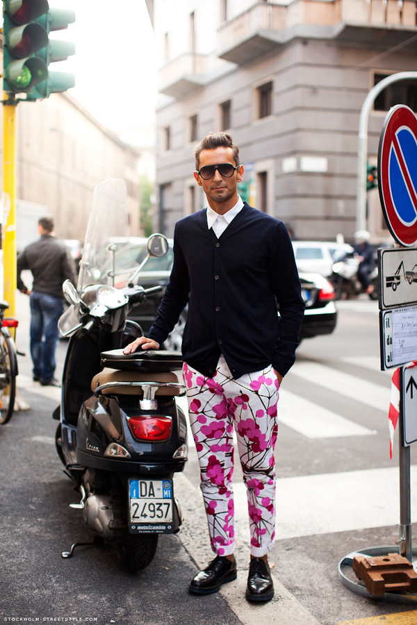 Slika 98 Street Style: Letnji trendovi na ulicama