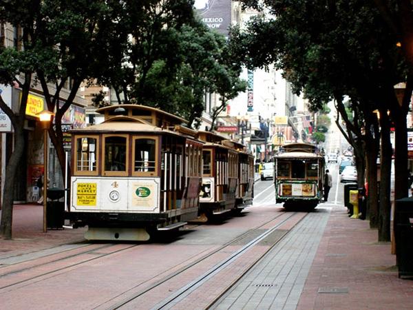 Slika410 Trk na trg: Union Square, San Francisko