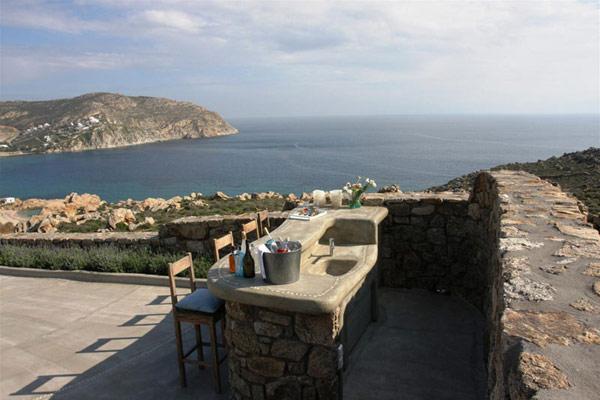 Stone holiday villa mykonos 16 Vodiću te samo reci Wannabe: Kamena vila