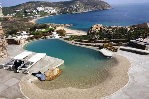 Stone holiday villa mykonos 20 Vodiću te samo reci Wannabe: Kamena vila