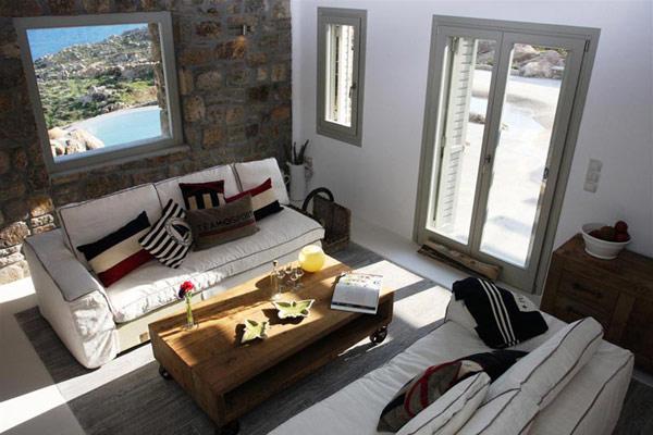 Stone holiday villa mykonos 6 Vodiću te samo reci Wannabe: Kamena vila