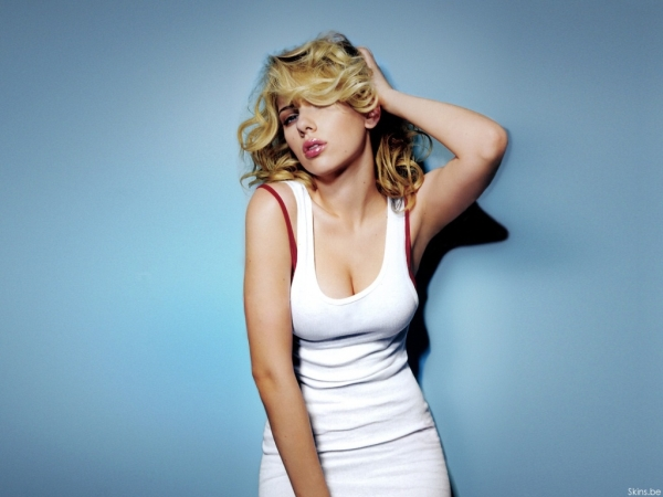ajm Trach Up: Scarlett Johansson je previše seksi