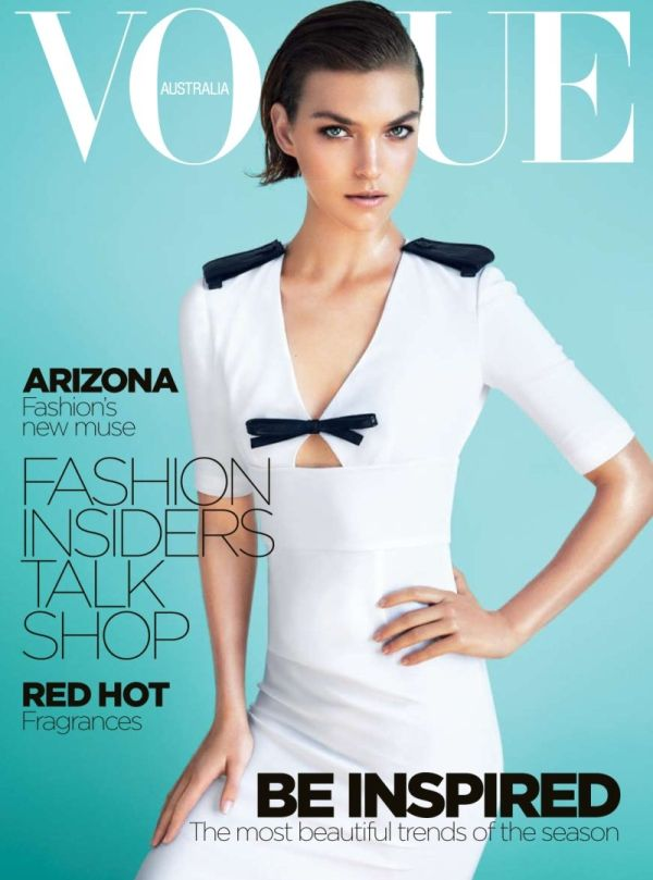 cover Istinska modna muza: Arizona Muse