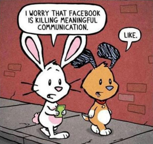 """foto15 Koliko su društvene mreže """"nedruštvene""""?"""