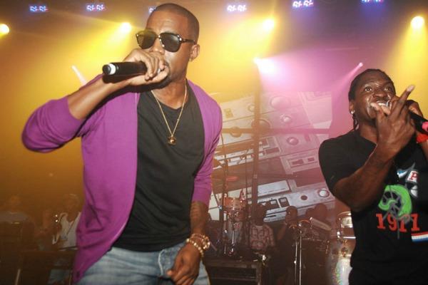 foto3 Kanye West i Pusha T: Nova pesma