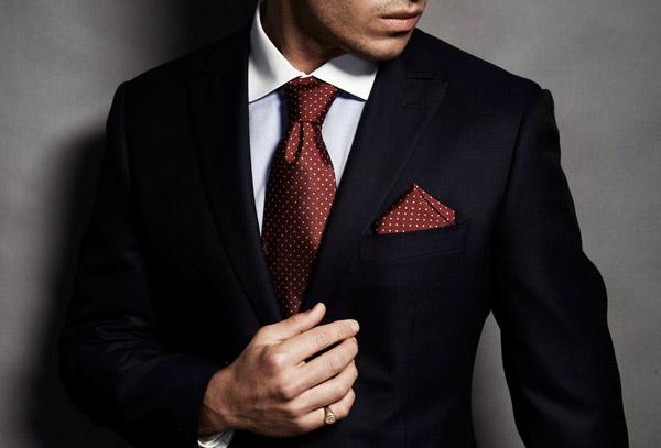 get the look Navy Modne lekcije Miljane Nešković: Šta svaki muškarac treba da zna o kravatama?