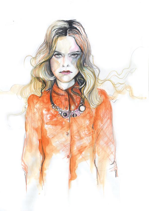 il4 Modna ilustracija: Nataša Manov